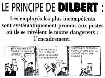 Principe de Dilbert