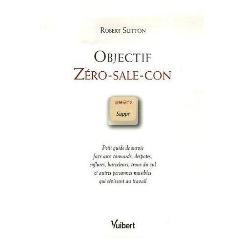 Objectif Zéro-sale-con dans biblio cover01