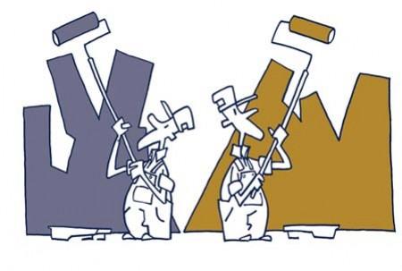 La culture organisationnelle dans changement illust55f